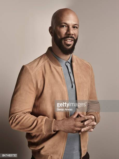 Common is photographed for The Wrap on August 1 2017 in Los Angeles California