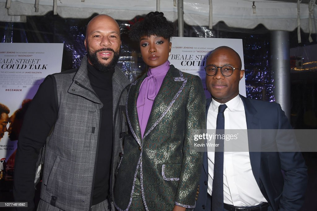 Los Angeles Special Screening Of 'If Beale Street Could Talk' - Red Carpet : News Photo