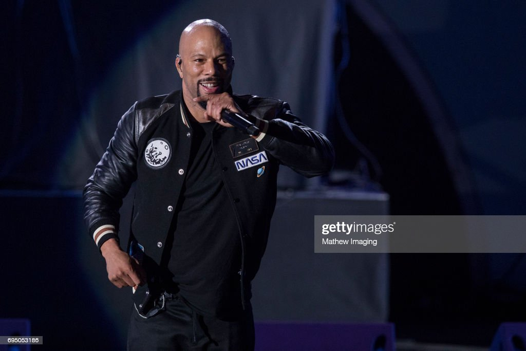 Common performs at the Hollywood Bowl Presents the 39th Anniversary Playboy Jazz Festival at the Hollywood Bowl on June 11, 2017 in Hollywood, California.