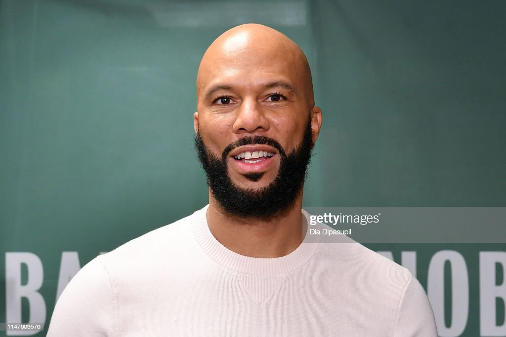 "Common Signs Copies Of His New Book ""Let Love Have The Last Word"" : News Photo"