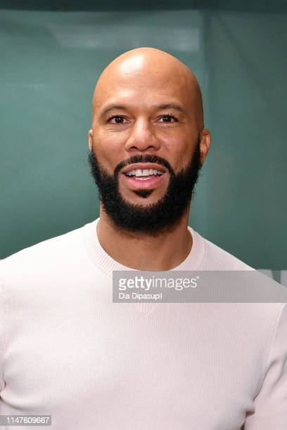 Common promotes his book Let Love Have the Last Word at Barnes Noble 5th Avenue on May 07 2019 in New York City