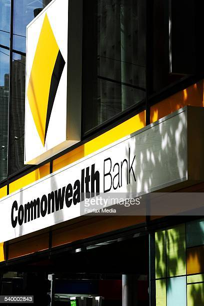 Commonwealth Bank generic 10 April 2006 AFR Picture by JESSICA SHAPIRO