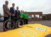 Cycling - 2014 Tour de France - Grand Depart Tour Maker launch - Bradway Primary School