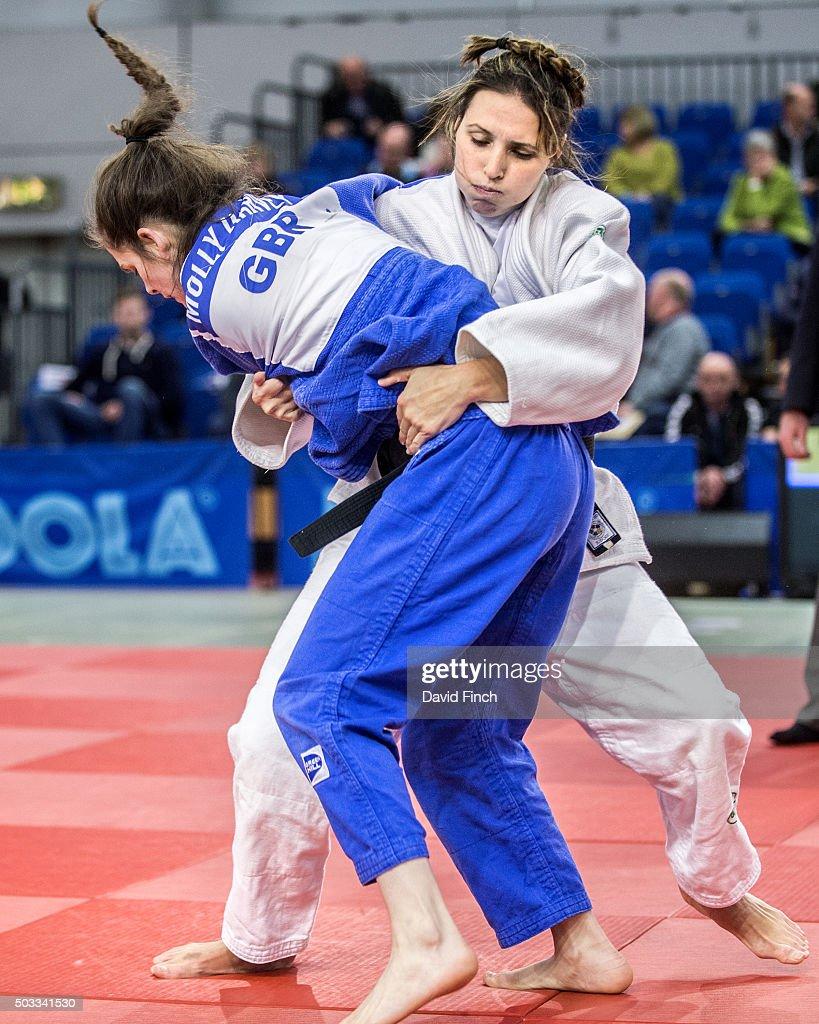 2015 British Judo Championships for Juniors and Seniors