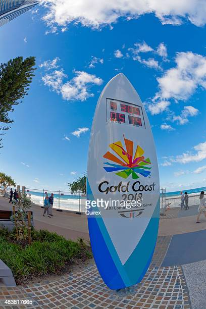 2018 Commonwealth Games Signage