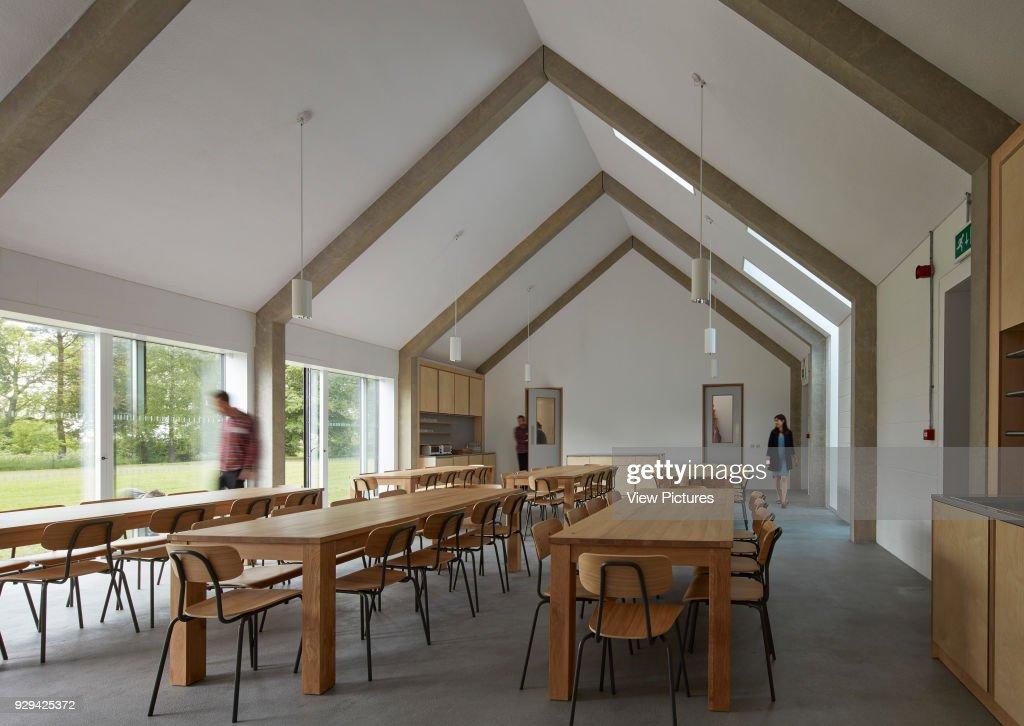 Vajrasana Retreat, Walsham-le-Willows, United Kingdom. Architect ...