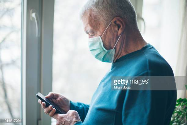 communication during hard times - pandemic illness stock pictures, royalty-free photos & images