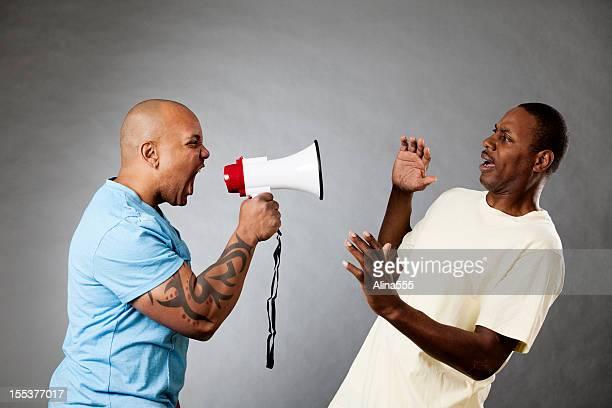 Communication issues: motivational speaker