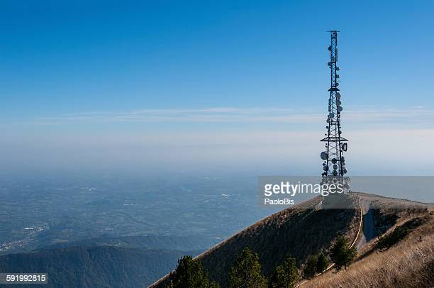 Communication tower, Col Visentin, Treviso, Italy