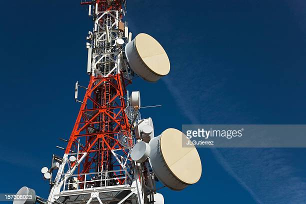 Kommunikation Turm
