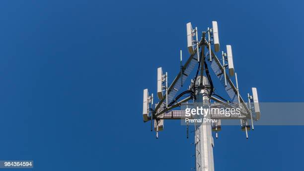 communication tower - communications tower stock pictures, royalty-free photos & images