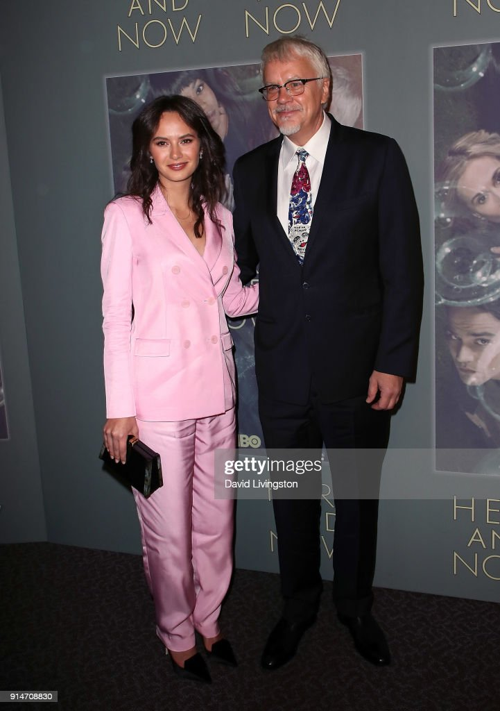 """Premiere Of HBO's """"Here And Now"""" - Arrivals : ニュース写真"""