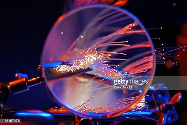 Communications. Fibre Optics.