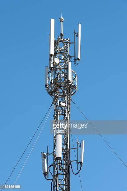 Communications Mobile Phone Radio Tower