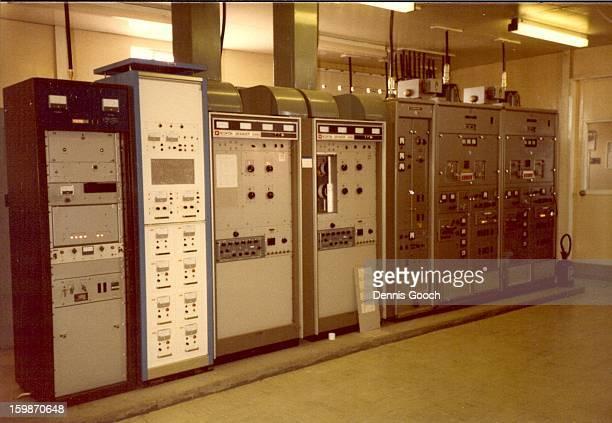 Communications station 1983