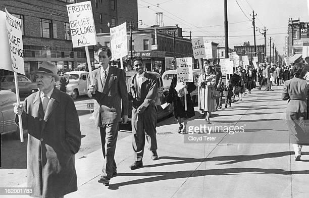 Communism And Communists Denver - 1940-1949;