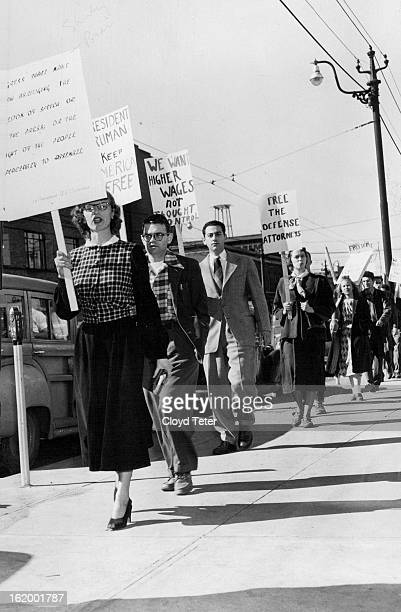 OCT 22 1949 Communism And Communists Denver 19401949