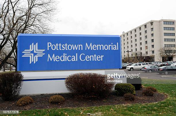 Community Health's Pottstown Memorial Hospital stands in Pottstown Pennsylvania US on Friday Dec 10 2010 Community Health Systems Inc's unsolicited...