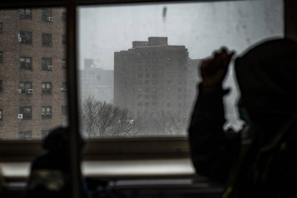 NY: Winter Storm To Dump More Snow On New York