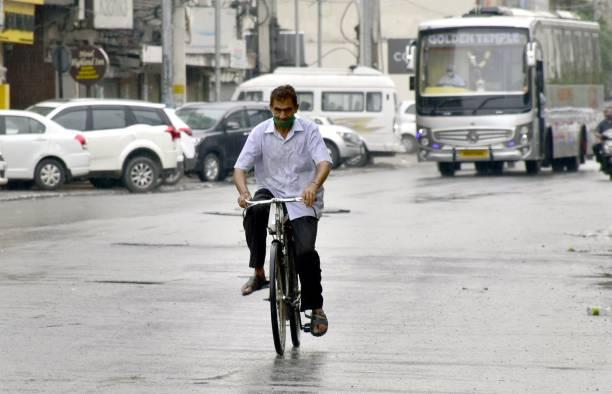 IND: Heavy Rain Lashes Parts Of Punjab