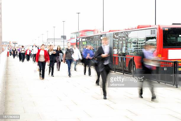 Commuter traffic
