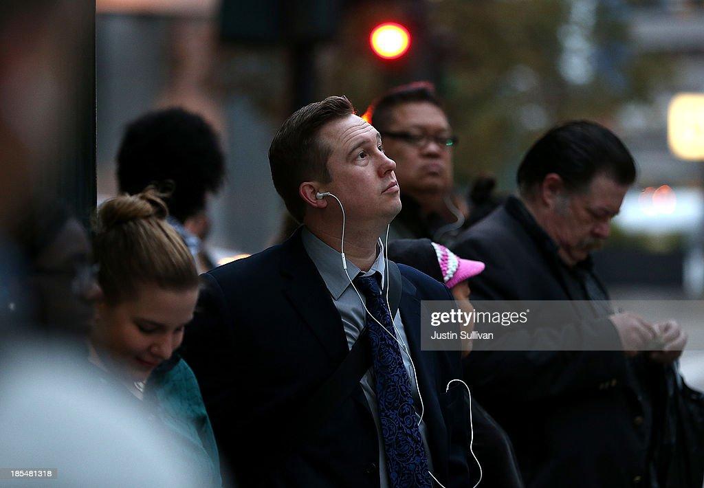 BART Strike Hampers Bay Area Monday Morning Commute : News Photo