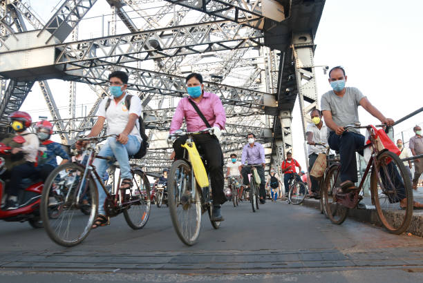 IND: World Bicycle Day In India