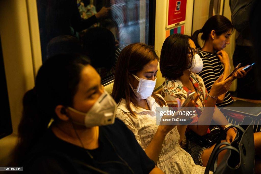 Bangkok Schools Close as Air Pollution Chokes City : News Photo