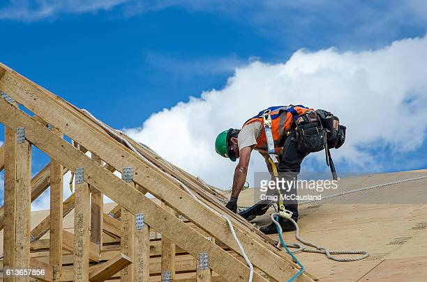 Comnstruction on Vail Ski Resort in Vail, Colorado