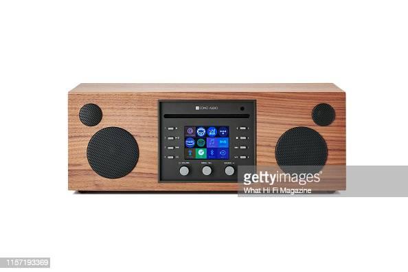 A Como Audio Musica CD player and music streamer, taken on December