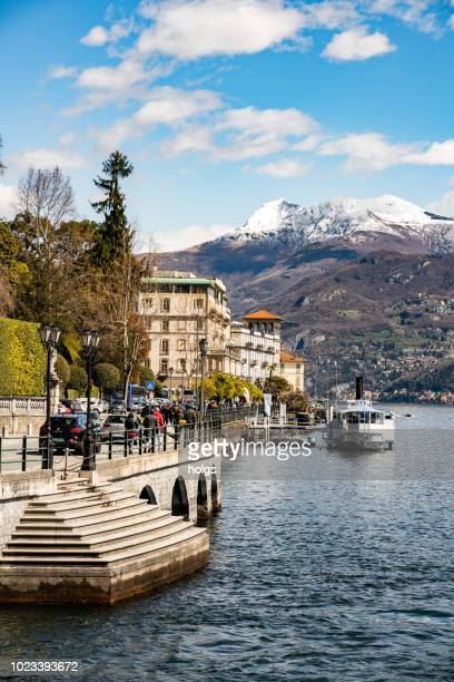 como lake, lombardy, italy, europe - lombardy stock pictures, royalty-free photos & images