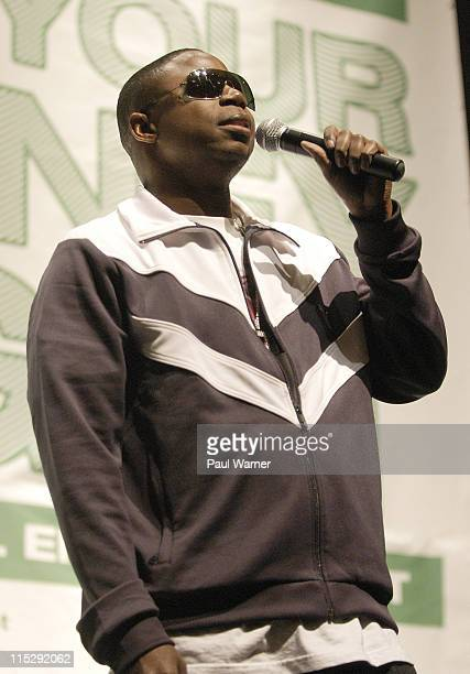 Comoderator Doug E Fresh during 2006 Hip Hop Summit Sponsored By Chrysler Financial at Wayne State University's Bonstelle Theatre in Detroit Michigan...