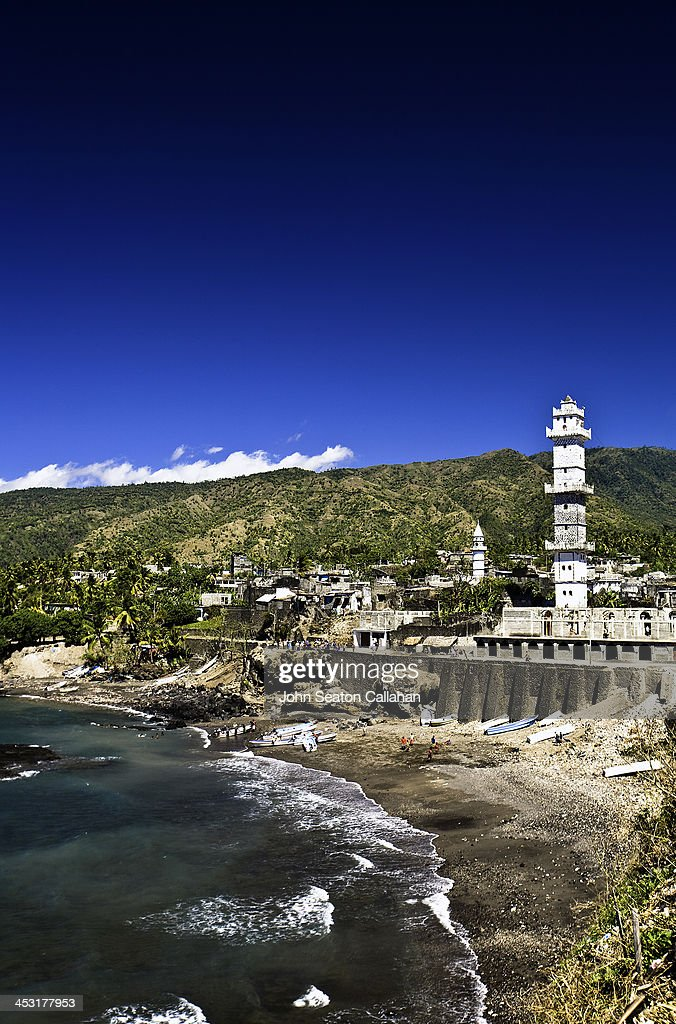 Comoros, Anjouan Island, Domoni. : News Photo