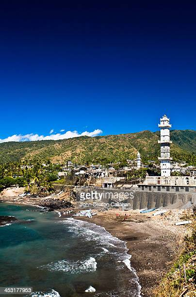 CONTENT] Comoros Anjouan Island Domoni minaret of mosque Domoni is a small city on the east coast of Anjouan Island