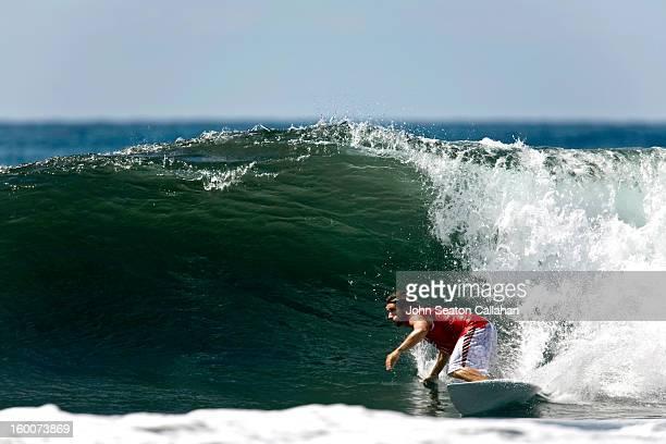 Comoros, Anjouan Island, surfing.