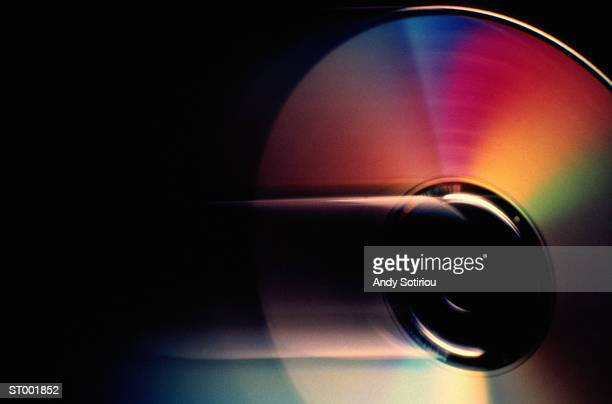 Compact Disc Close-Up