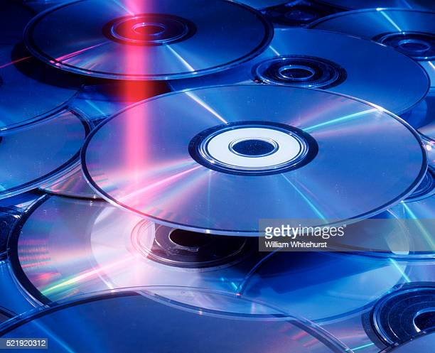 compact discs - compact disc stock pictures, royalty-free photos & images