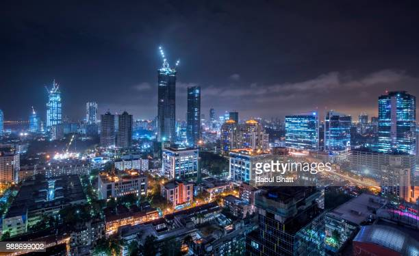 compact megacity - india stock pictures, royalty-free photos & images