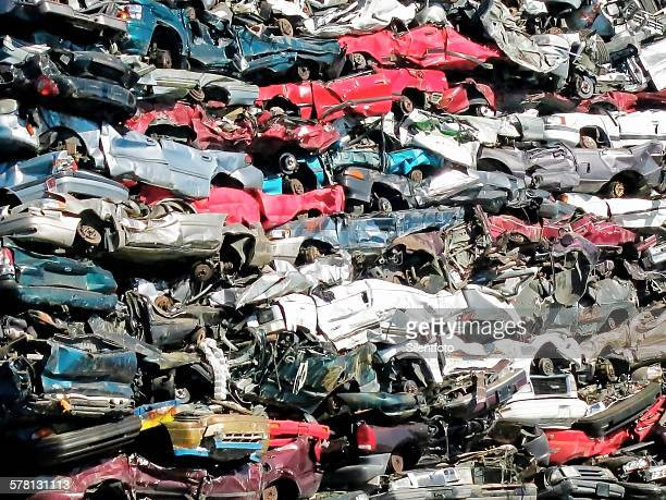 Compacted Cars
