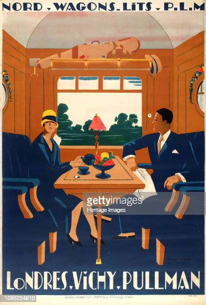 Compagnie Internationale des Wagons-Lits , 1927. Private Collection.