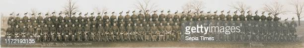 D Company 85th Overseas Battalion CEF Nova Scotia Highlanders 1916