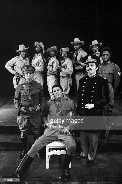 OCT 17 1978 OCT 27 1978 Company B Is Ready Members of the First Battalion of the US Infantry are the stars of The Brownsville Raid opening Wednesday...