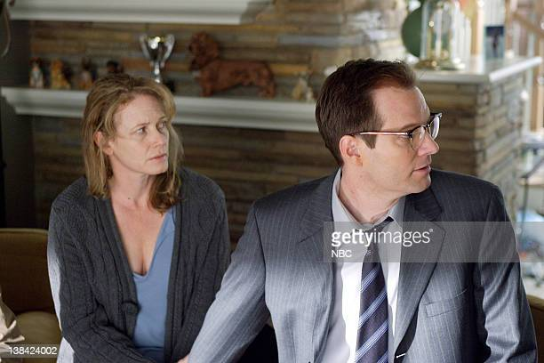 HEROES Company Man Episode 17 Aired 2/26/07 Pictured Ashley Crow as Sandra Bennett Jack Coleman as Mr Bennet