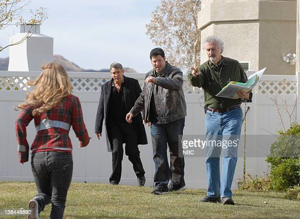 HEROES 'Company Man' Episode 17 Aired 2/26/07 Pictured Hayden Panettiere as Claire Bennet Eric Roberts as Thompson Greg Grunberg as Matt Parkman...