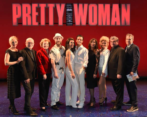 "GBR: ""Pretty Woman"" - Press Night - Curtain Call"