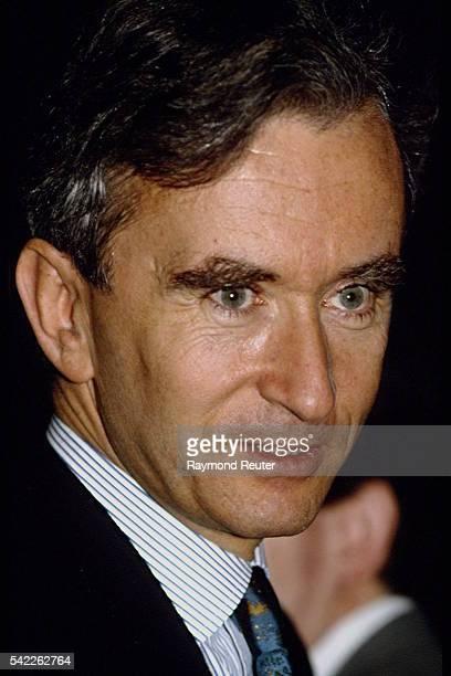 Company President Bernard Arnault