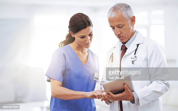 Comparing medical records