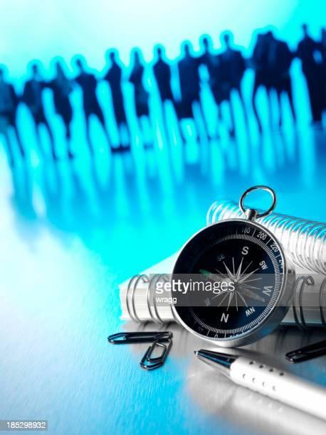 Compass Guidance for a Business Team