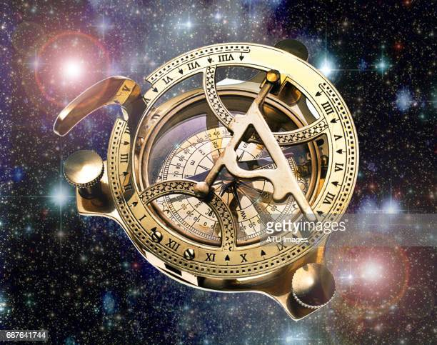 compass in stars