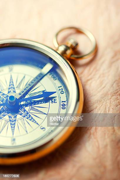 compass - co pilot stock photos and pictures